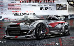 NISSAN CONCEPT by andyc2908