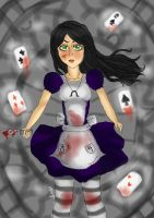 Alice Madness Returns by Luizza-Vazquez