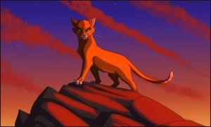 Don't mess with Firestar by tigon