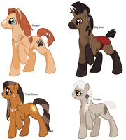 Native Tack MLP Adopts by MintChocolatey