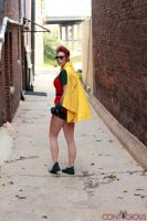 Carrie Kelley: The Dark Knight Returns by ContagiousCostuming