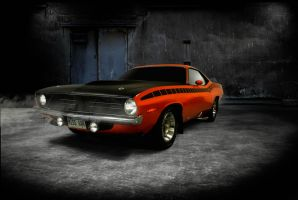 Oooooh BarraCUDA II by theCrow65