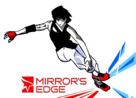 Mirrors Edge - Faith by FFFreak16