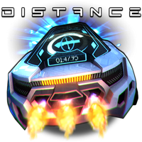 Distance v3 by POOTERMAN