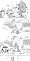 Steven Universe Comic Peridot's Redemption Part 3 by ArbitraryLabby