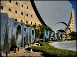 World Market exterior - LV by krasblak
