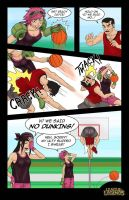 LoL off the Clock Contest Entry Vi Balling! by jinoku