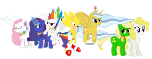 Super Team by MarioandSonicFan19