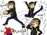 PUNCH! by eys123