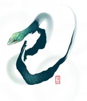Year of the Snake 2013 by WeijiC
