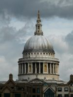St Paul's. by Iron-Star