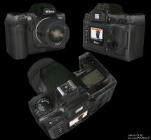 Nikon D100 by pyro5hit9rind