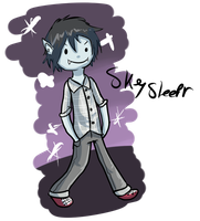 Oh Marshall Lee by Skysleepr