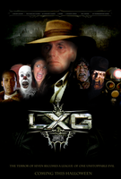 The League of Extremely Evil Gentlemen by MrAngryDog