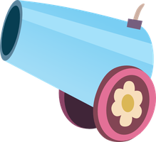 Pinkie Pie's Party Cannon by Sandman-Ivan