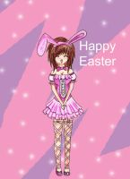 Me: Happy Easter :3 by BeckyTheBunny