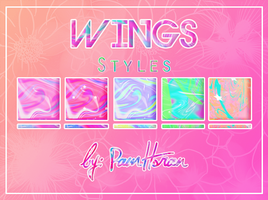 Styles / Wings by PamHoran