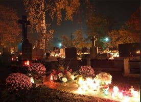 All Saints' Day by Meteorolog