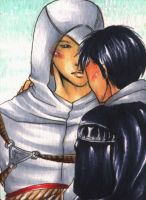 Altair x Malik x3 by TheJenno92