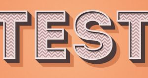 Psd Retro Text Effect Vol3 by Designslots