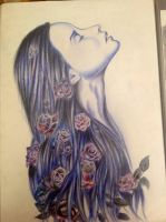 I'd rather wear flowers in my hair than diamonds by thea6666