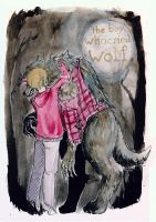 aph: the boy who cried wolf by a-lonely-me