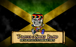 Pirates ot the Smoky Island by stumpy666davies