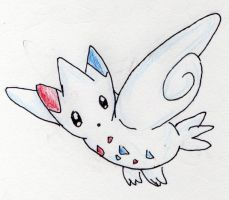 New Pokemon-Togekiss by rosa-pegasus