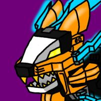 20 minute Liger Zero Schneider by MidnightLiger0