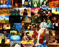 Avatar: The Last Airbender by xxxdisneylvrxxx