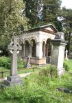 Stock - Brookwood Cemetery 52 by OghamMoon
