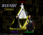 Triforce - Bleach style by UsagiTail