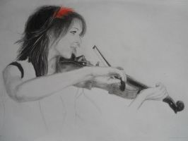 Lindsey Stirling by stephanieAurelio