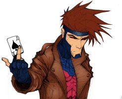 Gambit....its aliiivee by BloodDragon