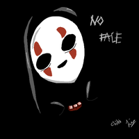 chibi noface by canned-sardines