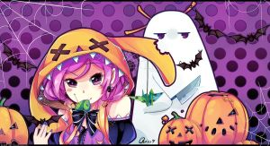 Happy Halloween by Quiss