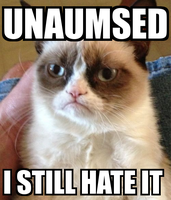 Grumpy Cat by SilverSpoonGamer101