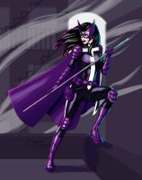 Huntress: Helena Wayne by bredenius