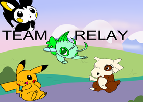 Team Relay by DuskWolf300
