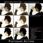 Sepia Pro Pack v001 by andreat1508