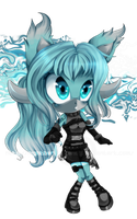 Commission: Meredith Chibi by MayomiCCz