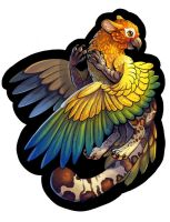 Griffin Pendant by Flying-Fox