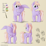 Lavender Reference 2.0 by Stinkehund