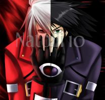 Unleash the Darkness - Ragna by Natolii