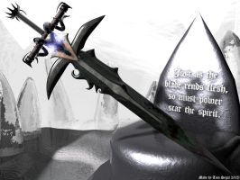 Frostmourne by TomSegal