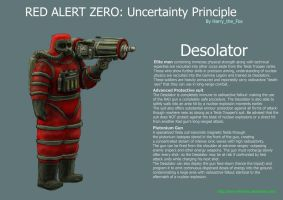 RA2 Mod- Soviet Desolator by Harry-the-Fox