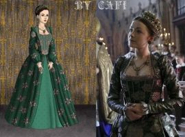 Lady Mary by BellatrixStar88