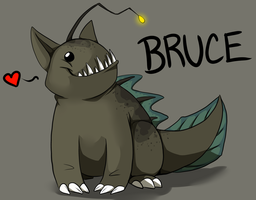 Kiriban: Bruce by xKoday