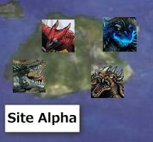 Monster Islands Site Alpha by Sideswipe217