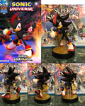 Shadow the Hedgehog 2.0 amiibo  by HyperShadow92